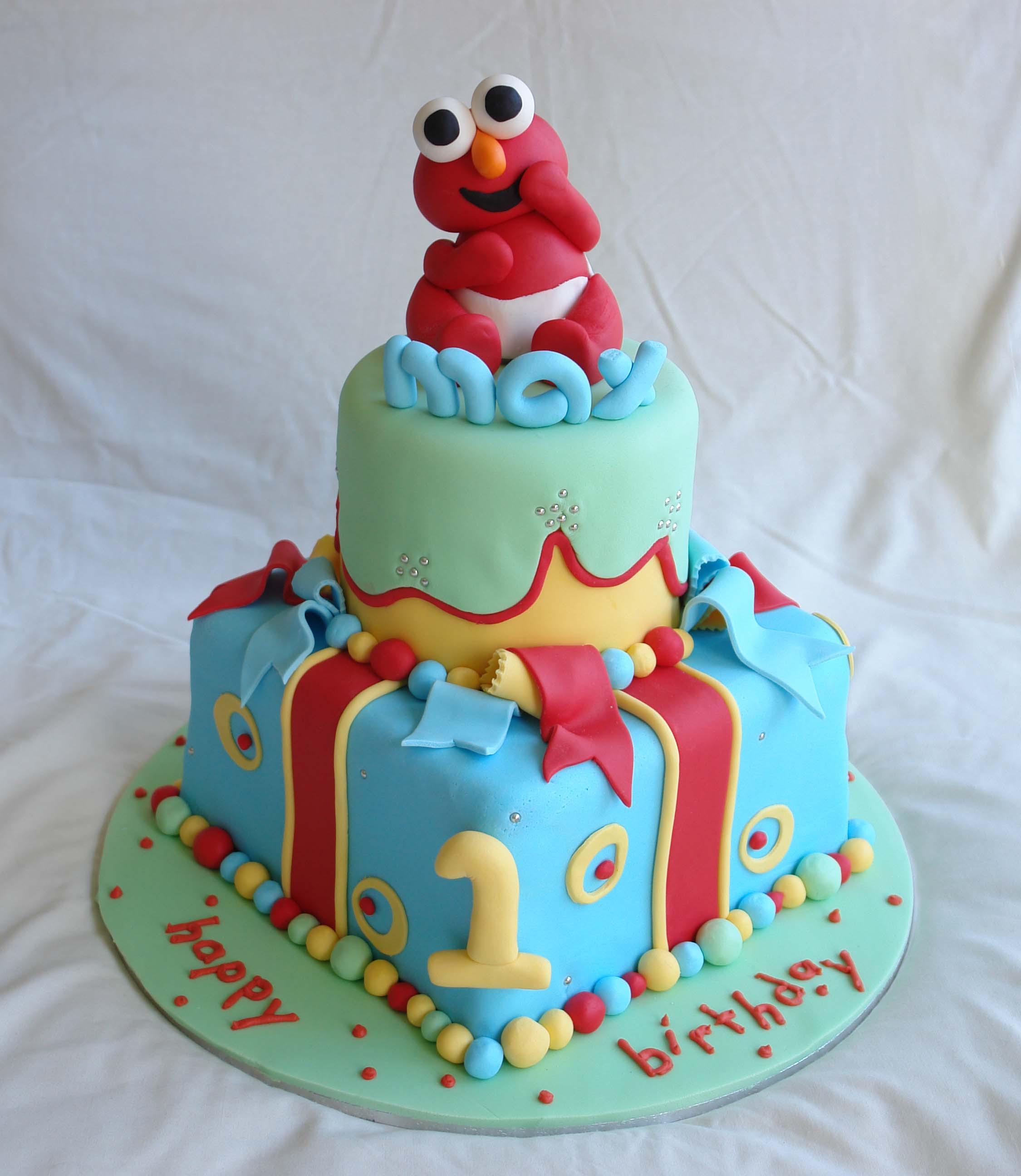 Elmo Design Birthday Cake : Elmo cake - Its A Cake Thing