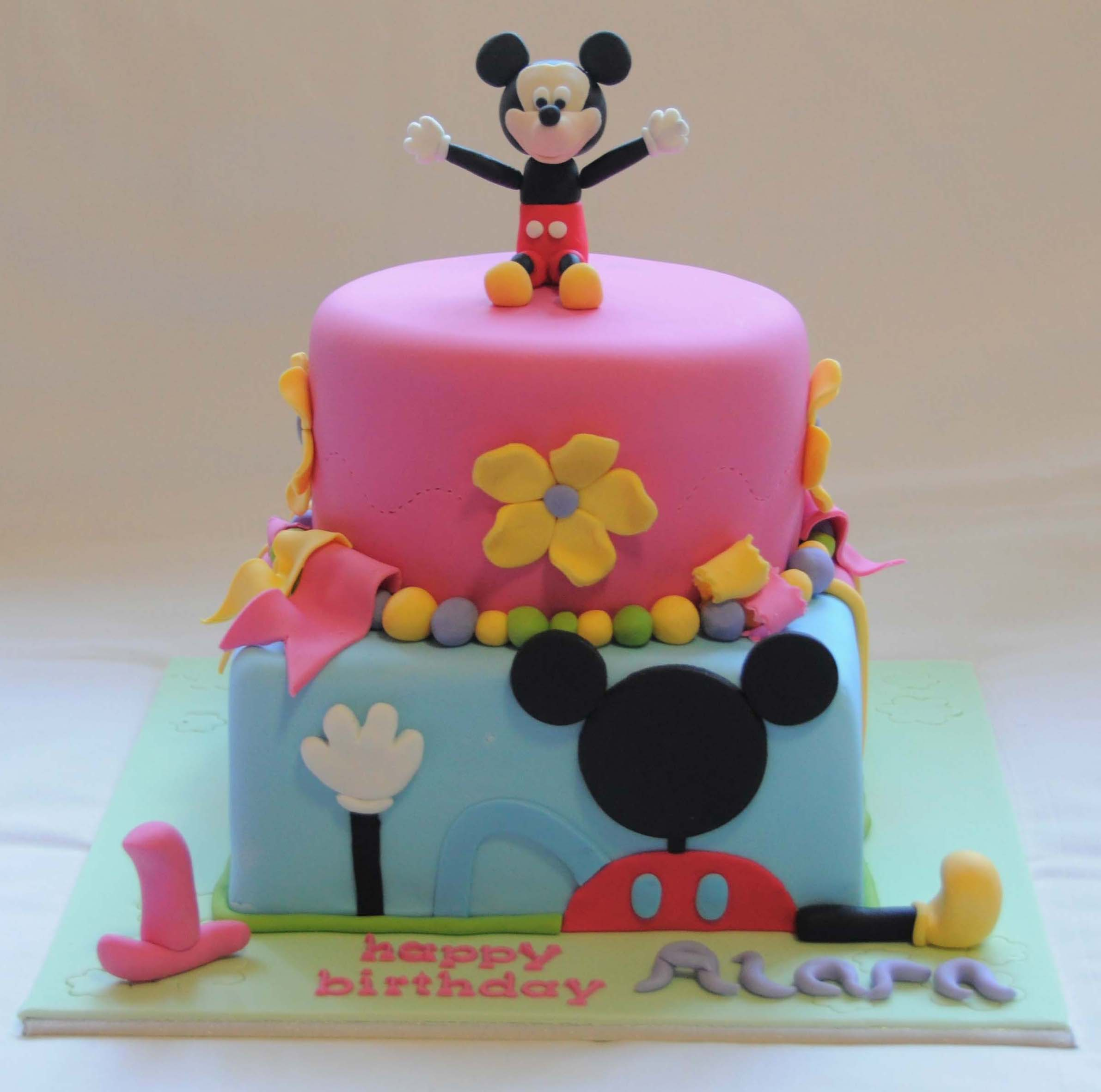 Mickey Mouse Clubhouse House Cakes Mickey Mouse Clubhouse