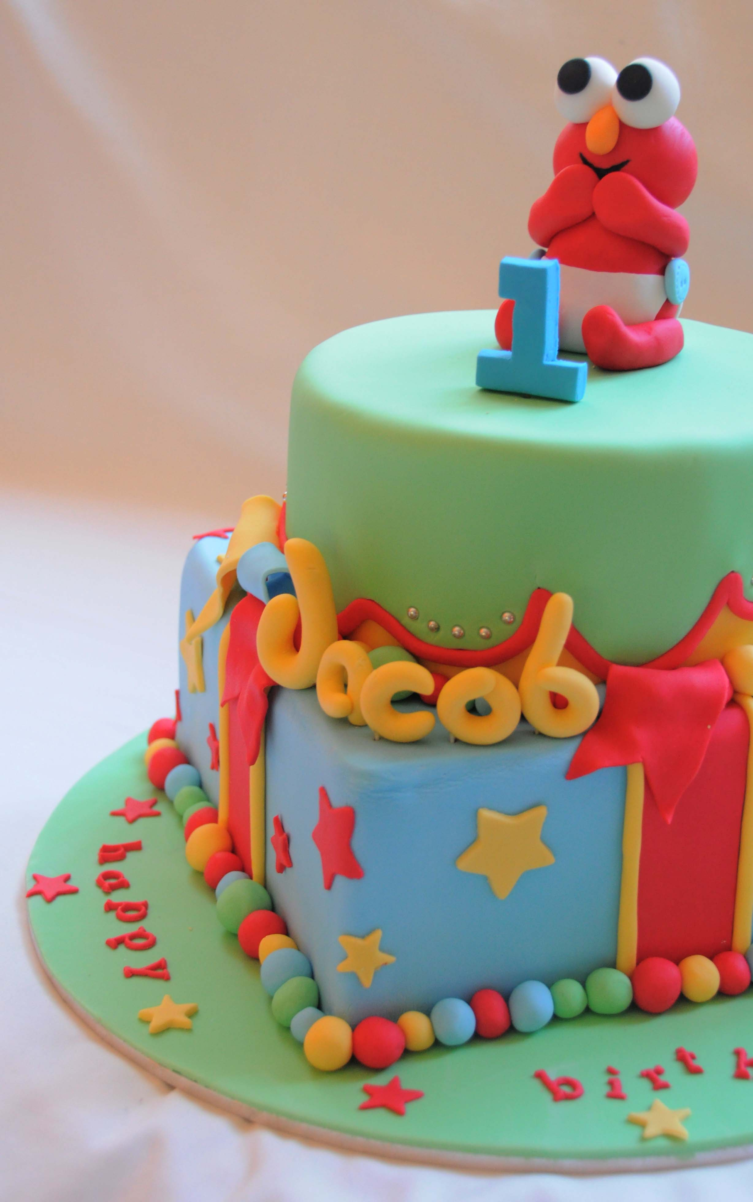 Elmo Cake Its A Thing