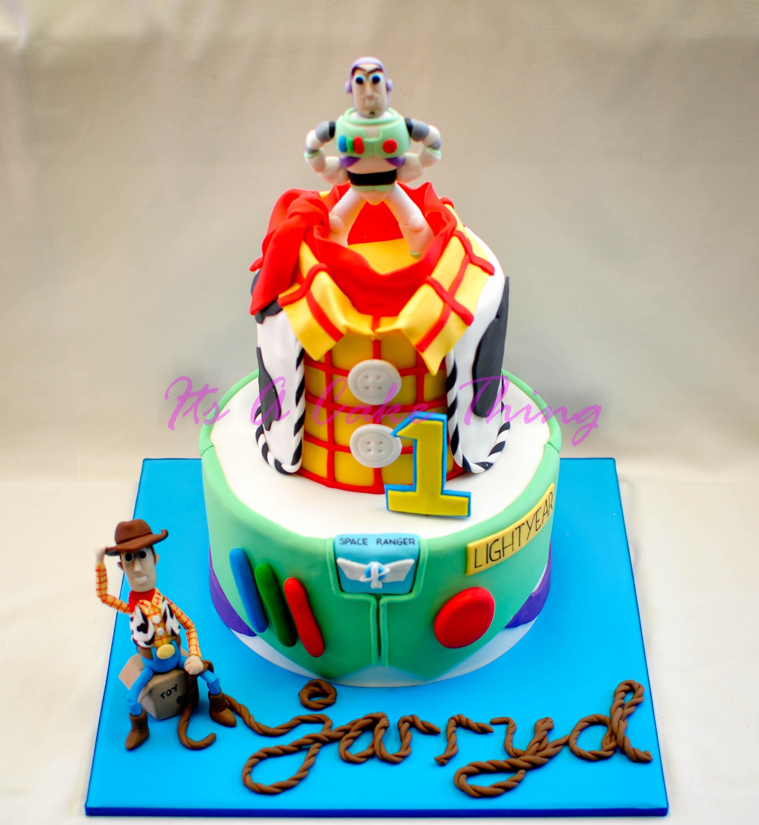 Jarryd's toy story1 happy birthday cake photo album 3 on happy birthday cake photo album