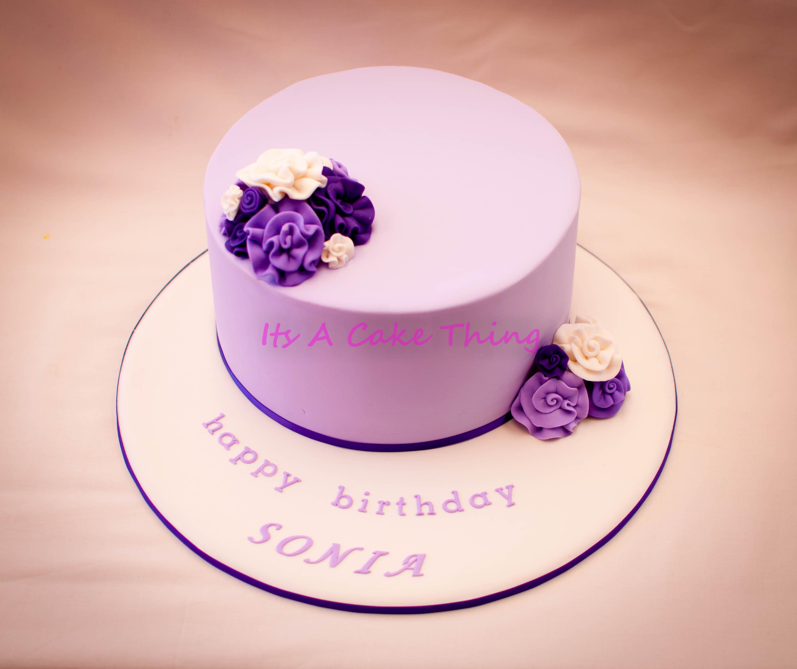Cake Images Sonia :