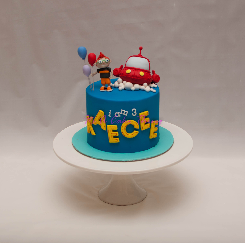 Kcs Little Einstein Its A Cake Thing